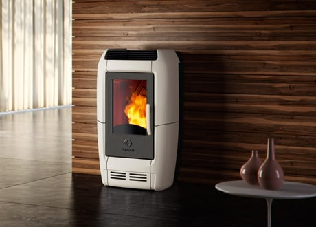 Decorative Pellet Stoves From Vescovi