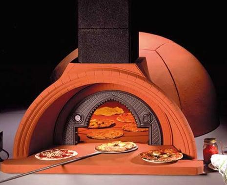 Masonry Barbecue Grills And Pizza Ovens By Alfa Refrattari Spa
