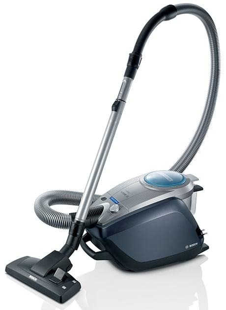 Quiet Vacuum Cleaner quiet vacuum cleaner - bosch relaxx'x prosilence bagless vacuum