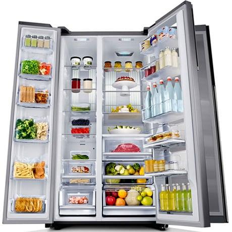 Samsung Food Showcase Zipel Refrigerator