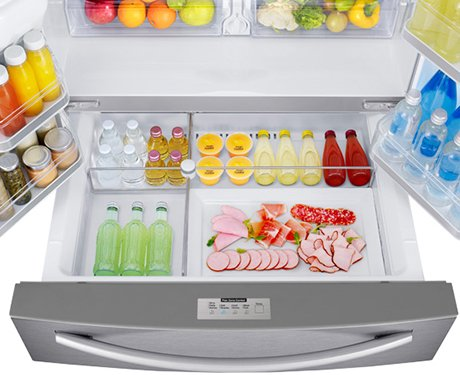 samsung-french-door-with-soda-stream-refrigerator-rf31fmesb-freezer.jpg