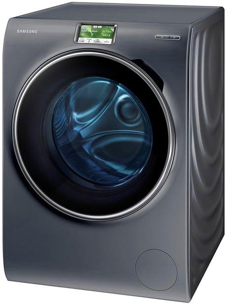 samsung blue crystal washer. Black Bedroom Furniture Sets. Home Design Ideas