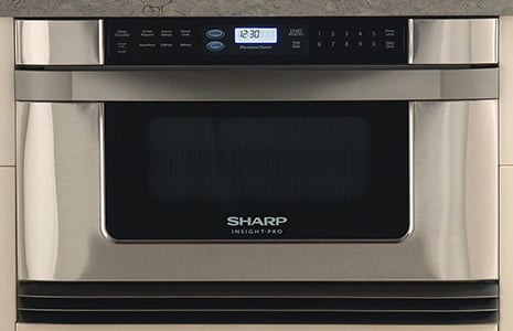 Solardom Microwave Lg Advanced Light Wave Microwave Oven