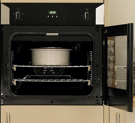 Side Opening Wall Oven From Belling