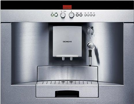 Siemens Built In Coffee Maker