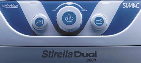 Stirella Dual 8600 Noproblem.Simac Irons Stirella Dual 8600 Noproblem