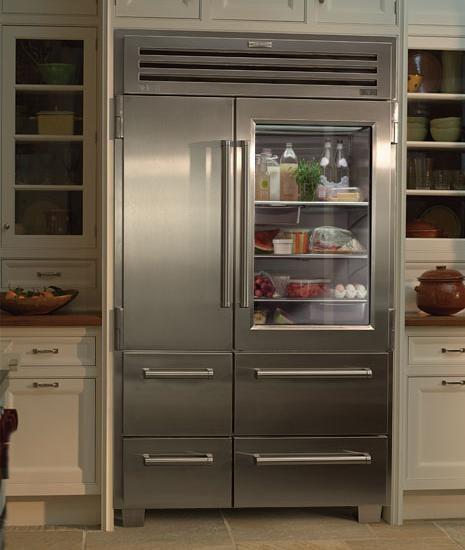 sub zero pro 48 refrigerator 48 inch stainless steel sub. Black Bedroom Furniture Sets. Home Design Ideas