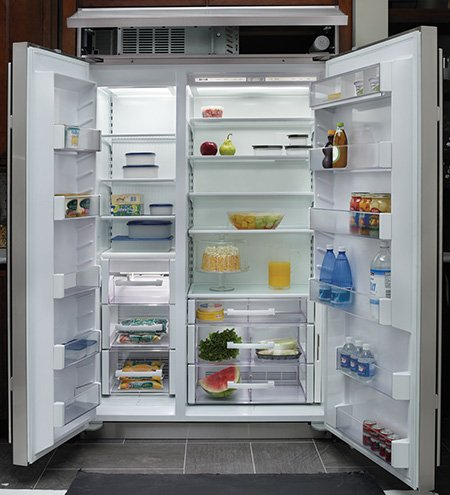 Sub Zero Refrigerators Bi 48 Fridge Jpg