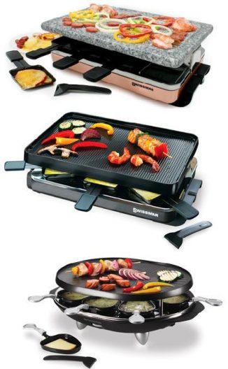swissmar-raclettes