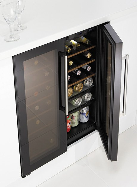Under Counter Wine Cabinet Caple Wine Cooler