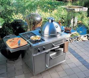 Viking Grill The All Around Outdoor Cooker
