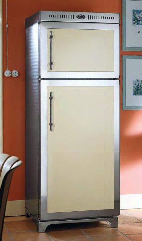 vintage fridge from j corradi. Black Bedroom Furniture Sets. Home Design Ideas
