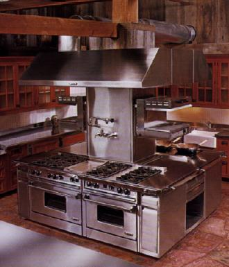 Waldorf Cooking Suite From Jade Liances. Top 10 Professional Grade Kitchens  Hgtv