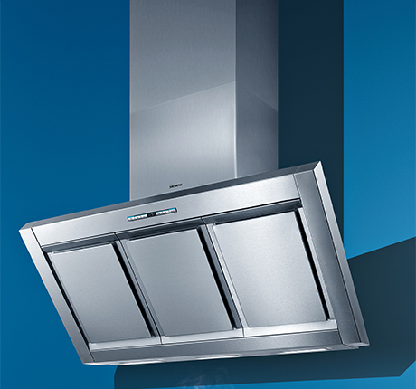 Wall Mounted Kitchen Hood By Siemens