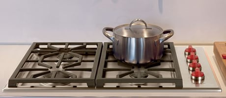 Wolf Gas Cooktops From New Generation Line